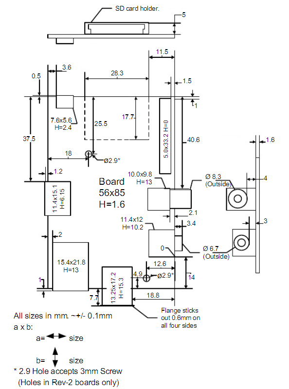 Mechanical Drawing for RPI - Raspberry Pi Forums