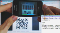 Barcode reader use case